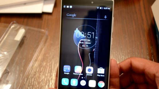 Lenovo Vibe K4 Note A7010 Unboxing Setup And First Look