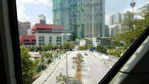 monorail hyperlapse