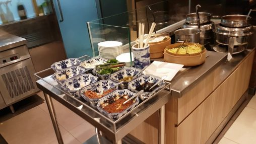 parkroyal hotel breakfast