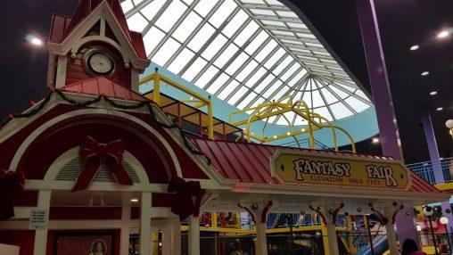 fantasy fair express train ride