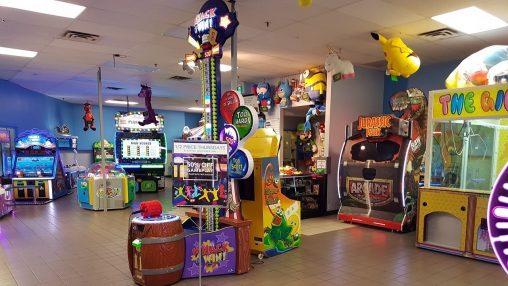 fantasy station arcade